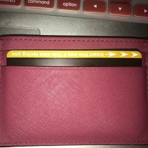 KATE SPADE CARD CASE HOLDER HAVE IN NAVY AS WELL